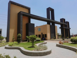 5 - 10 - 20 Marla Commercial and Residential plots on installments in Gujranwala